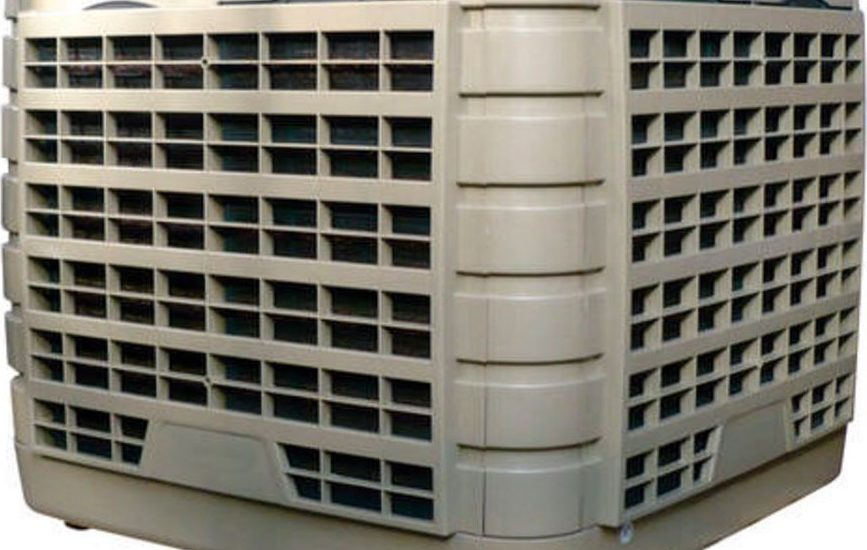 Industrial Air Coolers : Industrial evaporative air cooler pyramid cooling